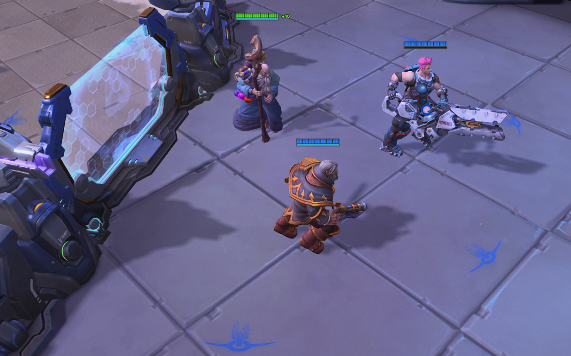 Heroes Of The Storm Full Talents And Abilities Of Newest Support Hero Deckard Cain Inven Global Deckard cain's launch skin is wastewalker deckard! hero deckard cain