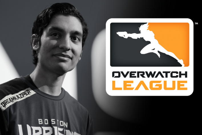 Overwatch League player suspended over alleged sexual misconduct