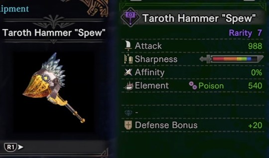 Monster Hunter World: Kulve Taroth Relic Weapons you should get