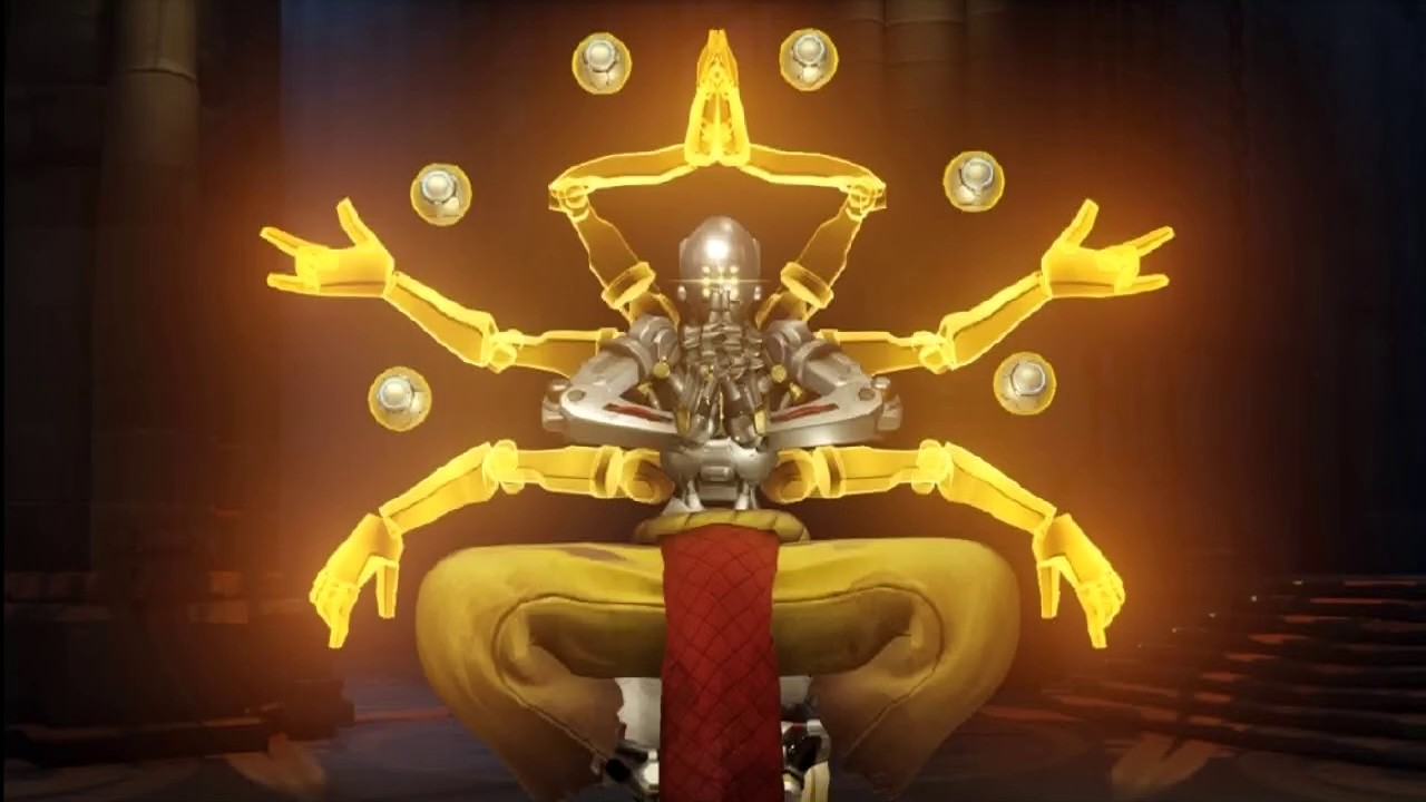 Invulnerability in Overwatch is unfairly turning the tide of