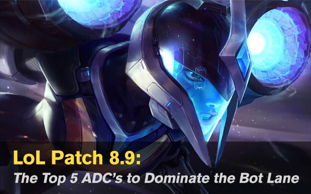 League of Legends' Patch 8.9 was released this week, and despite with a  clear focus on spellcaster champions as well as ability power items and  everything ...