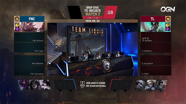 League of Legends: [KR Reactions] MSI Group Stage Day 5 -