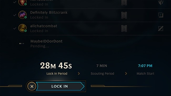How matchmaking league of legends