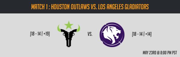 Overwatch League Season 1 Playoffs Week 2 Previews Predictions Inven Global