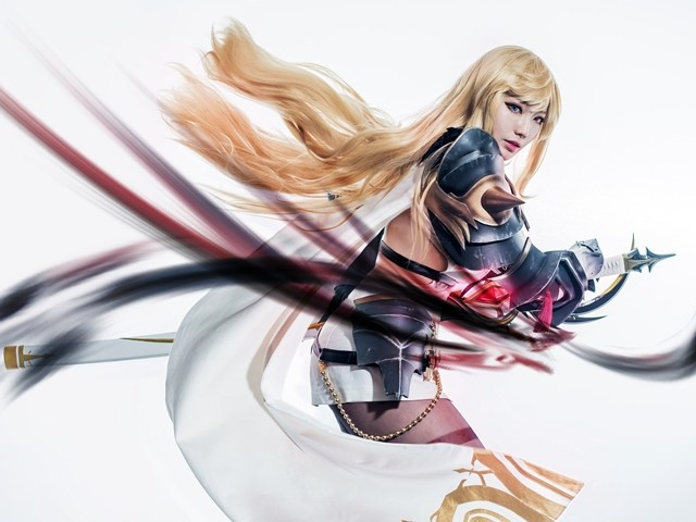 Seven Knights 2 Shane Cosplay - Pion - Inven Global