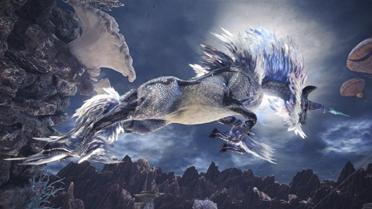 Lunastra Will Be Added To Monster Hunter World On May 30th 3rd