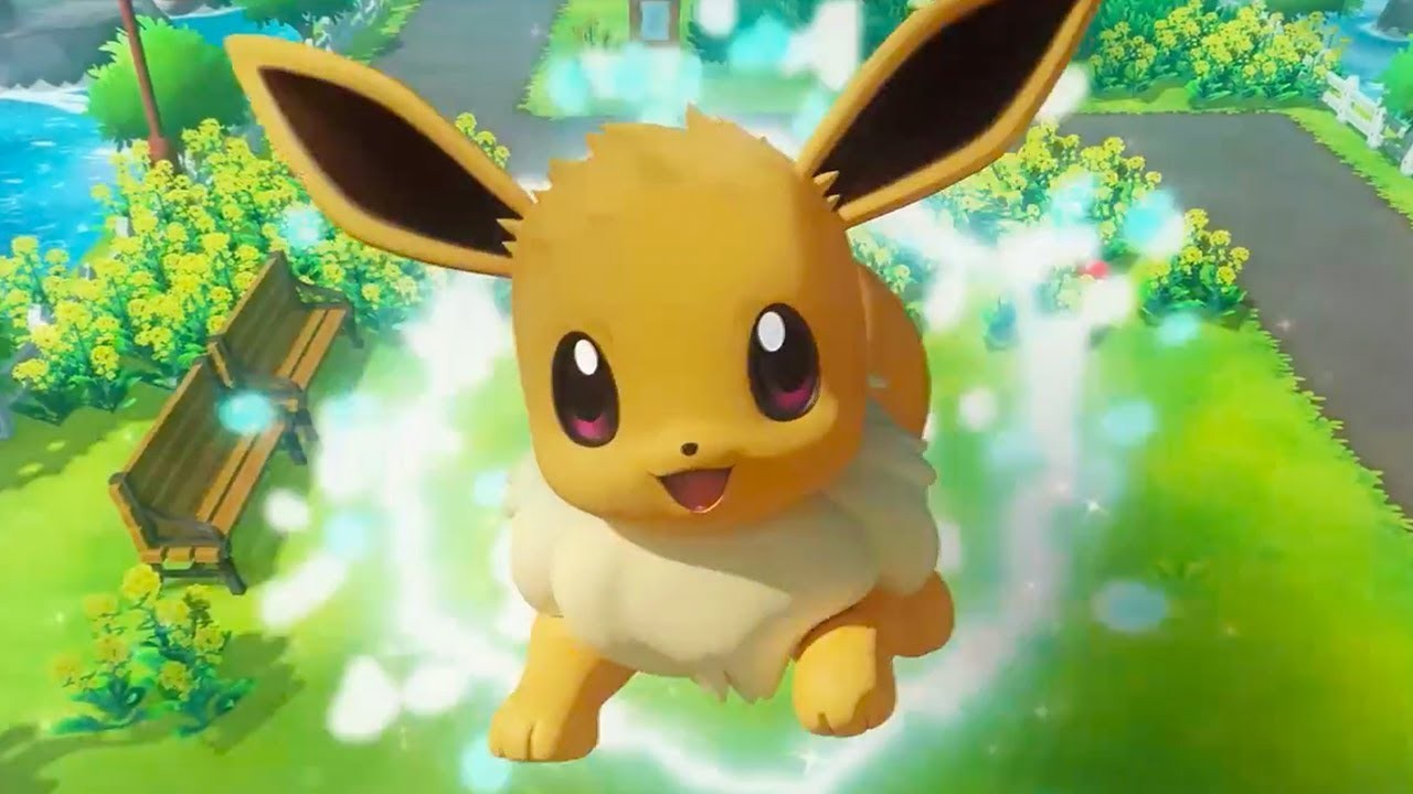 A totally serious and not trivial guide for choosing between pokemon let 39 s go pikachu and eevee - Image pikachu ...