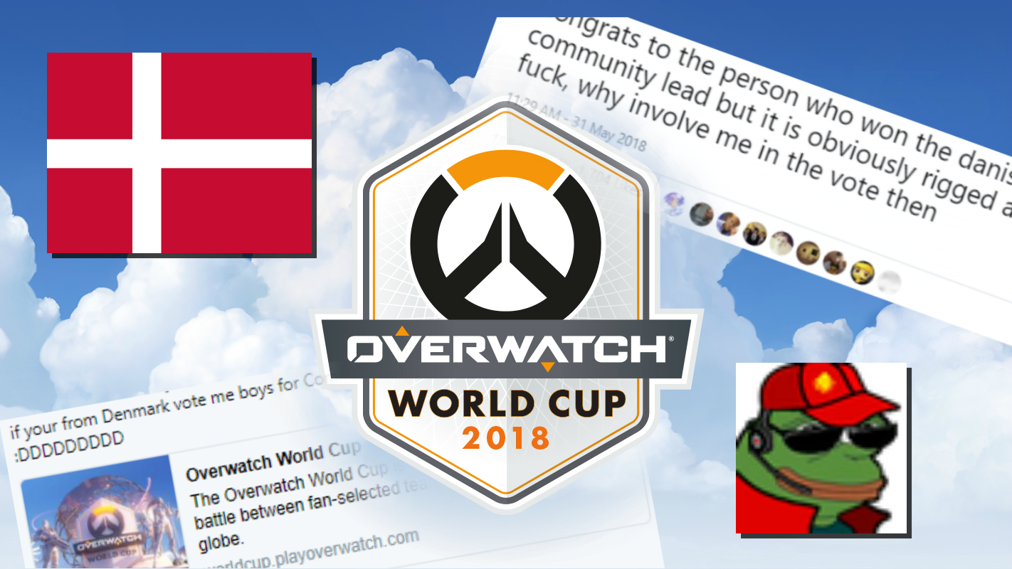bf2521bf7 Sparks of confusion over Denmark s World Cup Community lead selection
