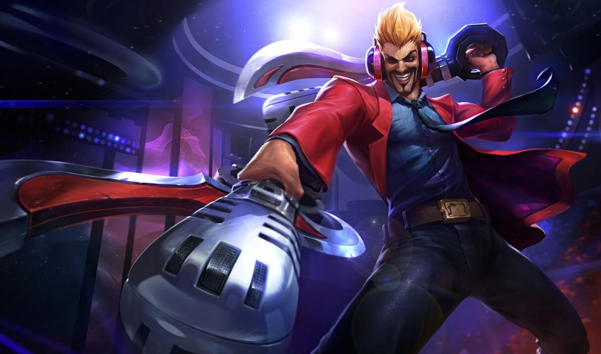 League of Legends: LoL Patch 8 11: The Top 5 ADC's and