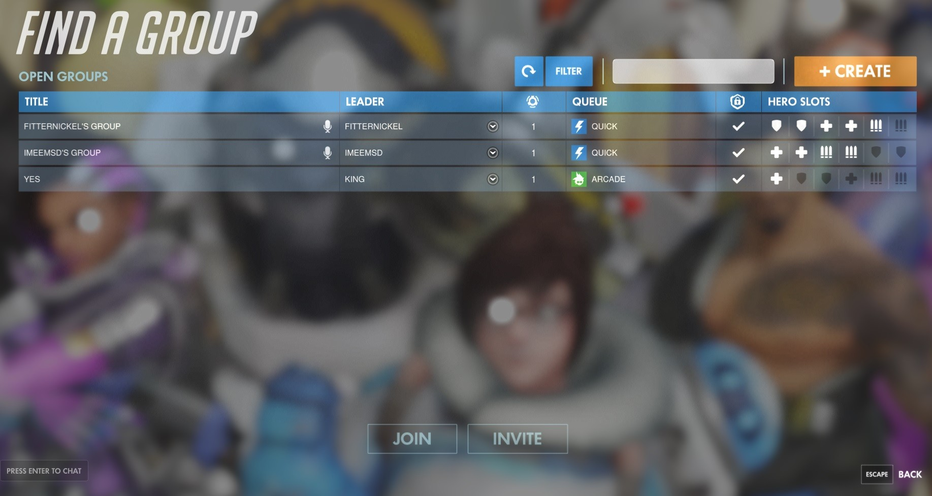 overwatch s new lfg system is good but not good enough inven global