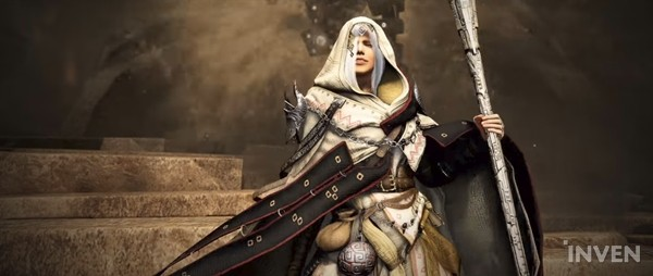 Black Desert Online: Illezra finally reveals herself! Black