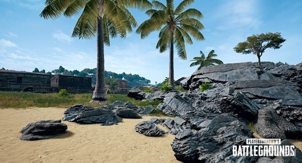 ▷Early Look At Sanhok Map Details