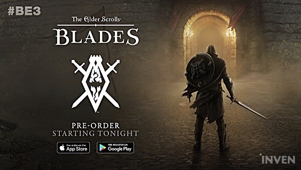 The Elder Scrolls: Blades Shows Off With Some Screenshots