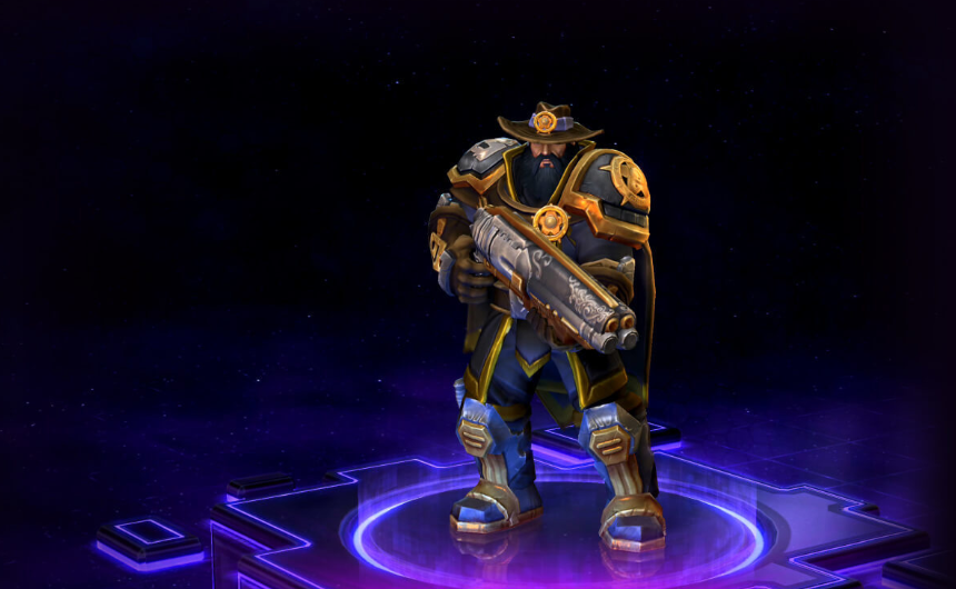 Heroes Of The Storm Azmodan And Raynor Full Reworked Talents And Abilities Inven Global He stands as a bright beacon of hope among enigmatic aliens and monsters. heroes of the storm azmodan and raynor