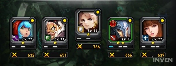 Which Heroes Should I Level up First in Returners? Hero