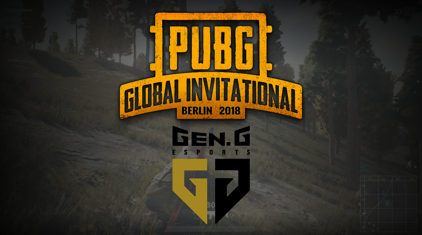 Geng gold and geng black to represent south korea at pubg global g is among the first competitors to qualify two teams for a major international playerunknowns battlegrounds pubg invitational tournament stopboris Choice Image