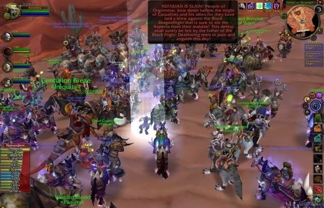 World of Warcraft: Beyond the nostalgia, Vanilla WoW's