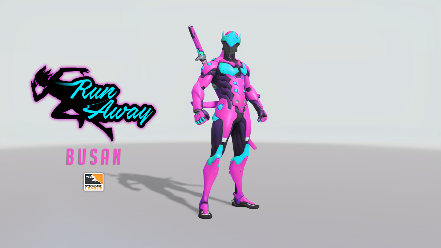 How would RunAway look in Season 2 of Overwatch League