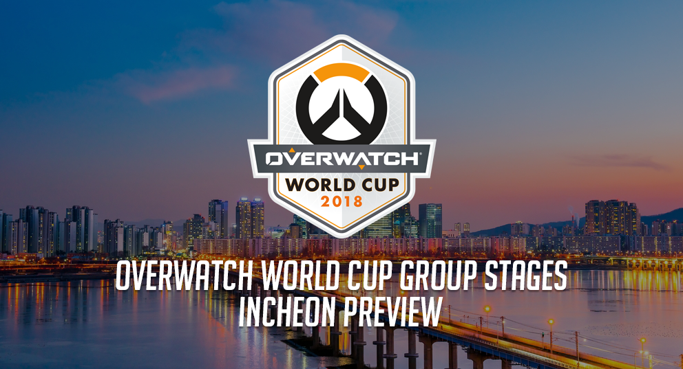 2e05e9604 Overwatch World Cup is finally here and we re going to kick off the  tournament this weekend with the first group stage playing in the heart of  esports