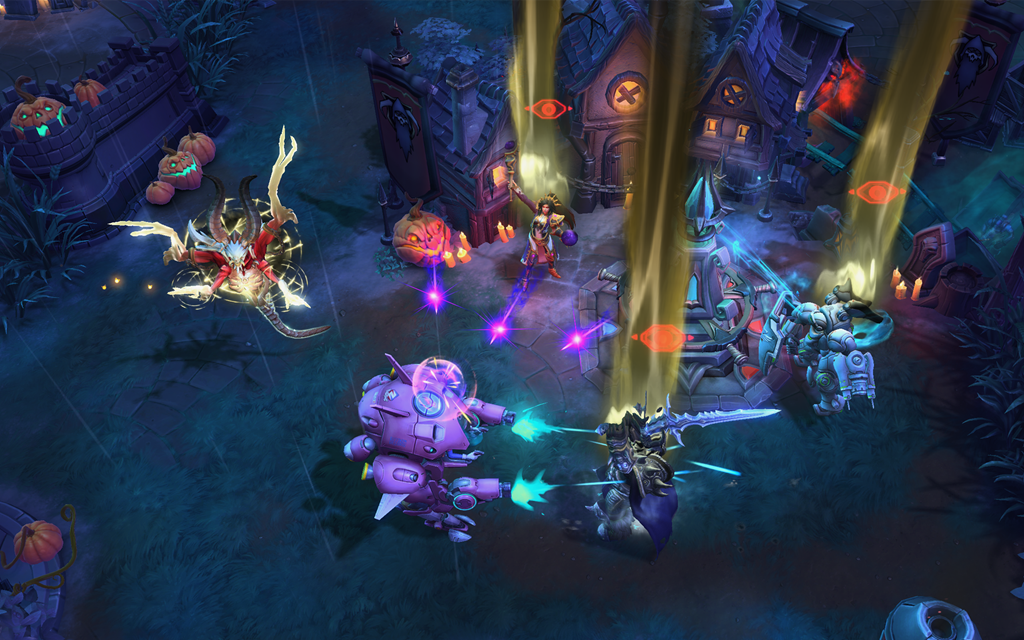 Heroes Of The Storm Full Talents The Lord Of Hatred Mephisto Enters The Nexus Inven Global If mephisto hits enemy heroes at least 18 times with his basic abilities while shade of mephisto is active, then increase the skull missile heals mephisto for 70% of the damage it deals to heroes. heroes of the storm full talents the