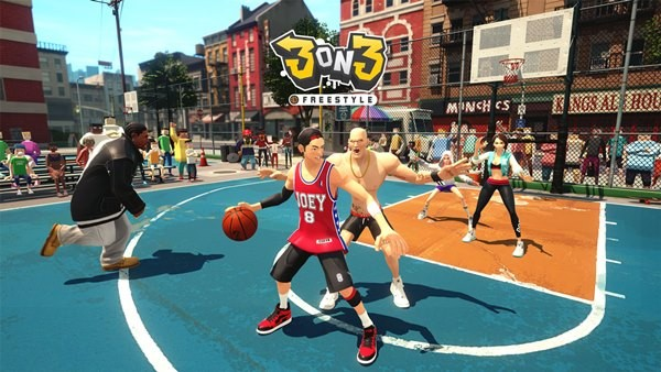 About 3on3 FreeStyle: 3on3 FreeStyle is a free-to-play, fast-paced and  interactive street basketball sports game, featuring unique characters, ...