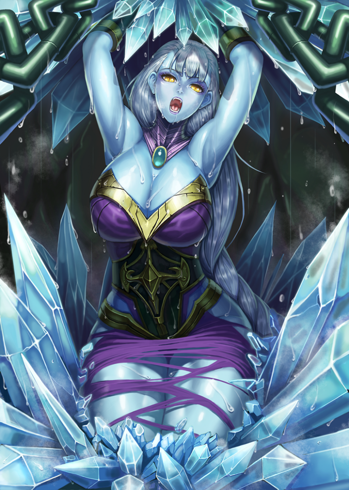 League of Legends: Lissandra in the Frozen Tomb- LoL ...