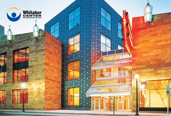 Harrisburg University and the Whitaker Center Announce Unique