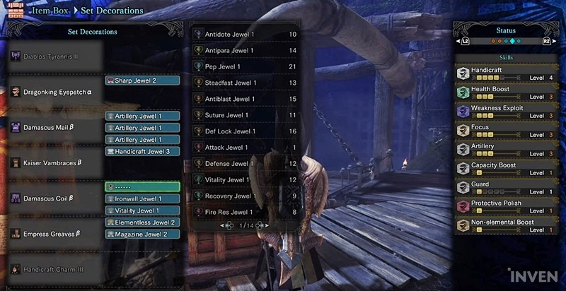Mhw Charge Blade Build