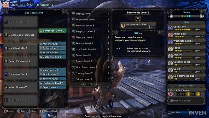 Monster Hunter World: The Most Fascinating Weapon of the Series