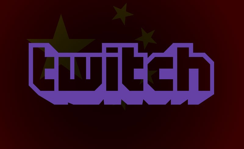 China has banned Twitch