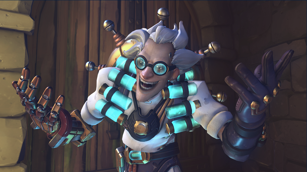 ba1695c2 Earlier this week, Blizzard released another Overwatch Developer Update  featuring Jeff Kaplan and although the famed game designer confirmed that  ...