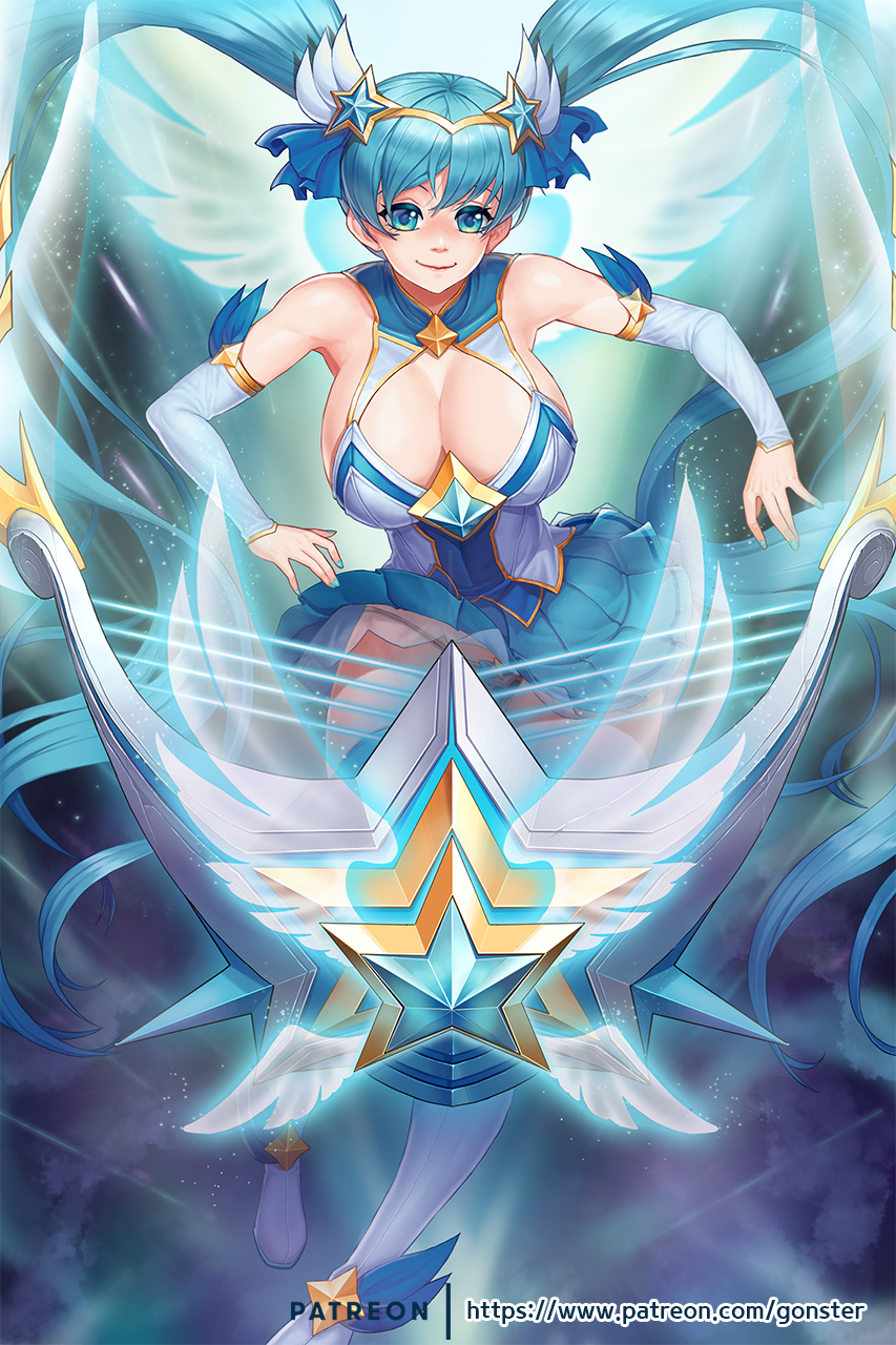 League of Legends: Star Guardian Sona - LoL Sona Fanart ...