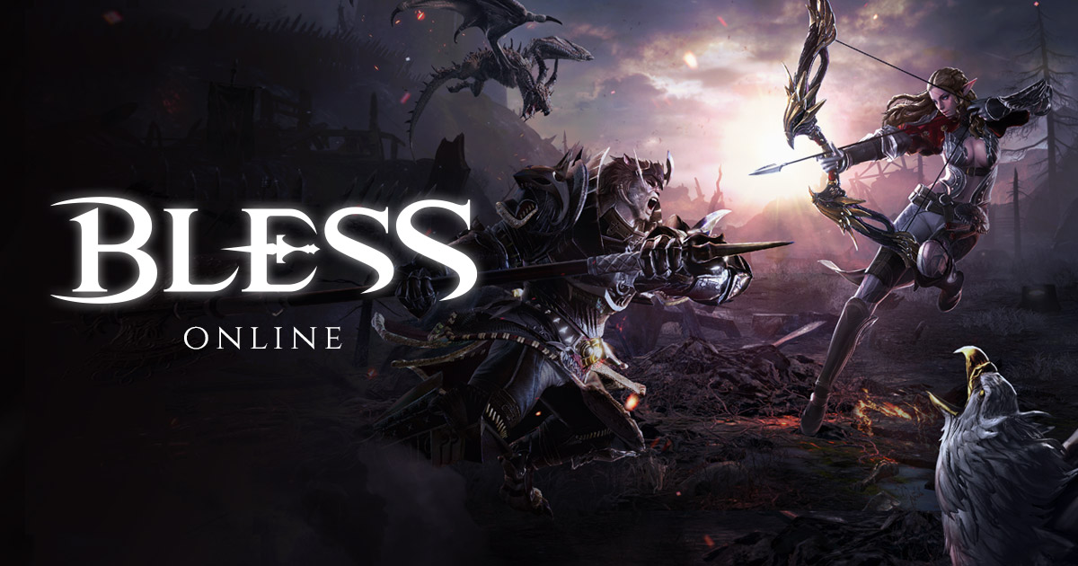 Bless Online Halloween Event 2020 Bless Online Officially Launches F2P on Steam, October 23rd