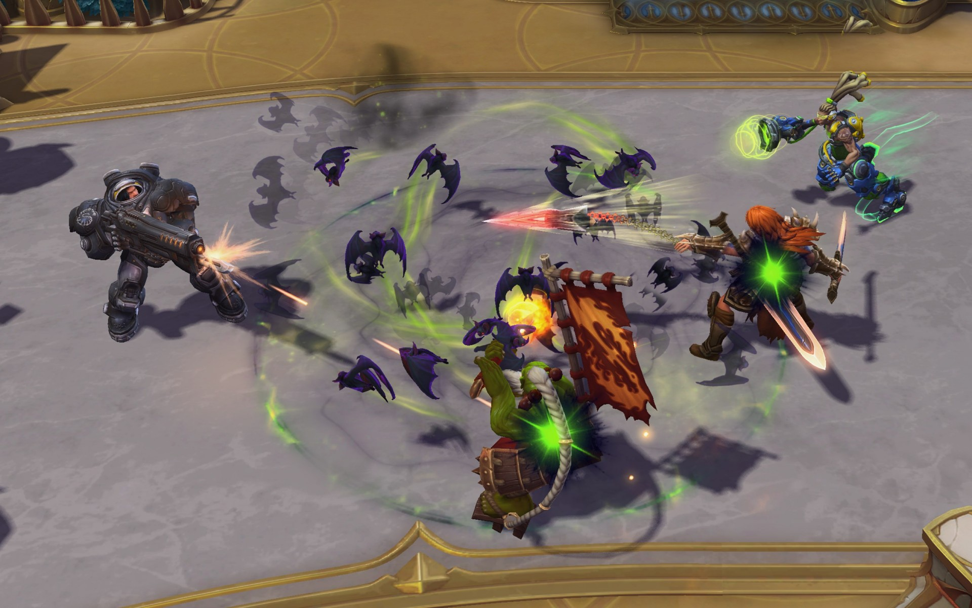 Heroes Of The Storm Mal Ganis Full Talents And Abilities Revealed Inven Global Knoll king on the loose hots: mal ganis full talents and abilities