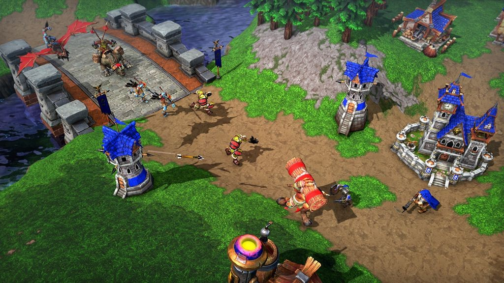 Absolute Classic Warcraft III Is Getting Remade