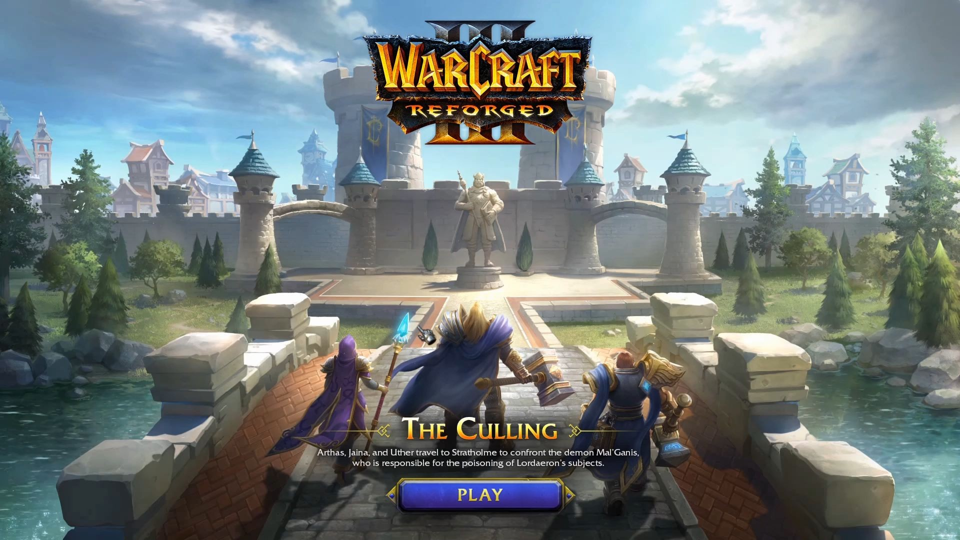 Blizzard announces long-awaited Warcraft 3 remaster at Blizzcon