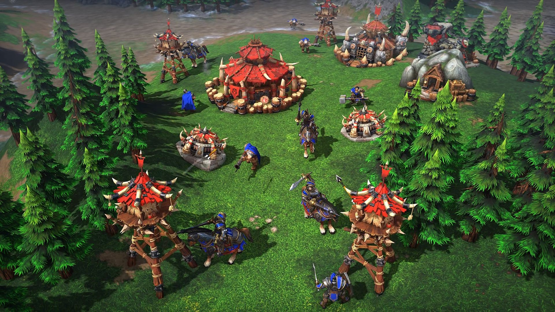 Blizzard's Warcraft 3 is finally getting the remastered treatment