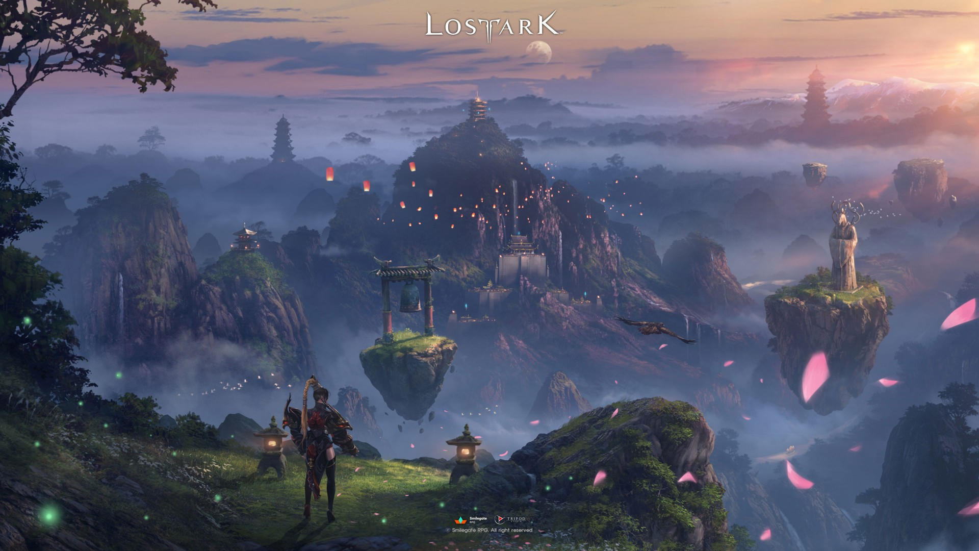 The Most Anticipated MMORPG: Lost Ark's Open Beta Begins