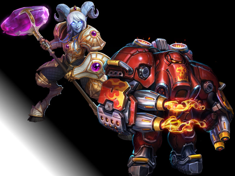 Defining a Tank in Heroes of the Storm is no easy task