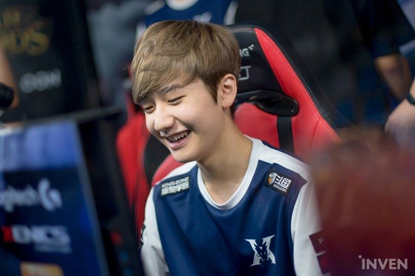 Peanut will be attending the 2018 League of Legends All-Star event.