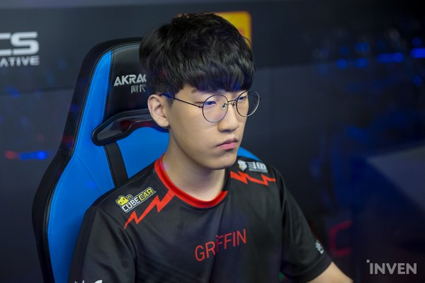 League of Legends: KR Server S8 Comes to an End    GRF