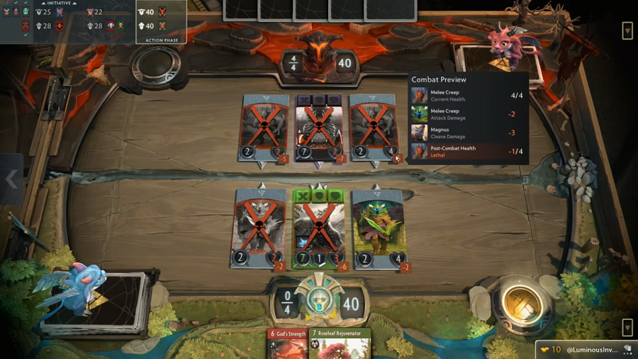 The Artifact Preview Tournament aimed high, but hit the ground ...