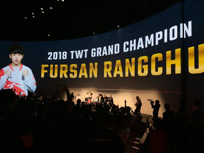Rangchu Wins Tekken World Tour With Low Tier Character Panda Inven Global