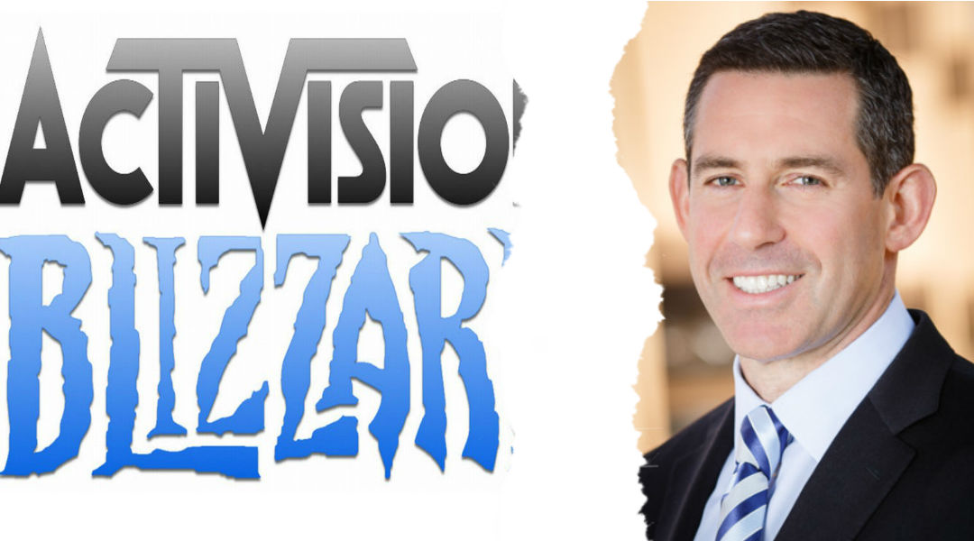 Activision Blizzard intends to fire their Chief Financial Officer