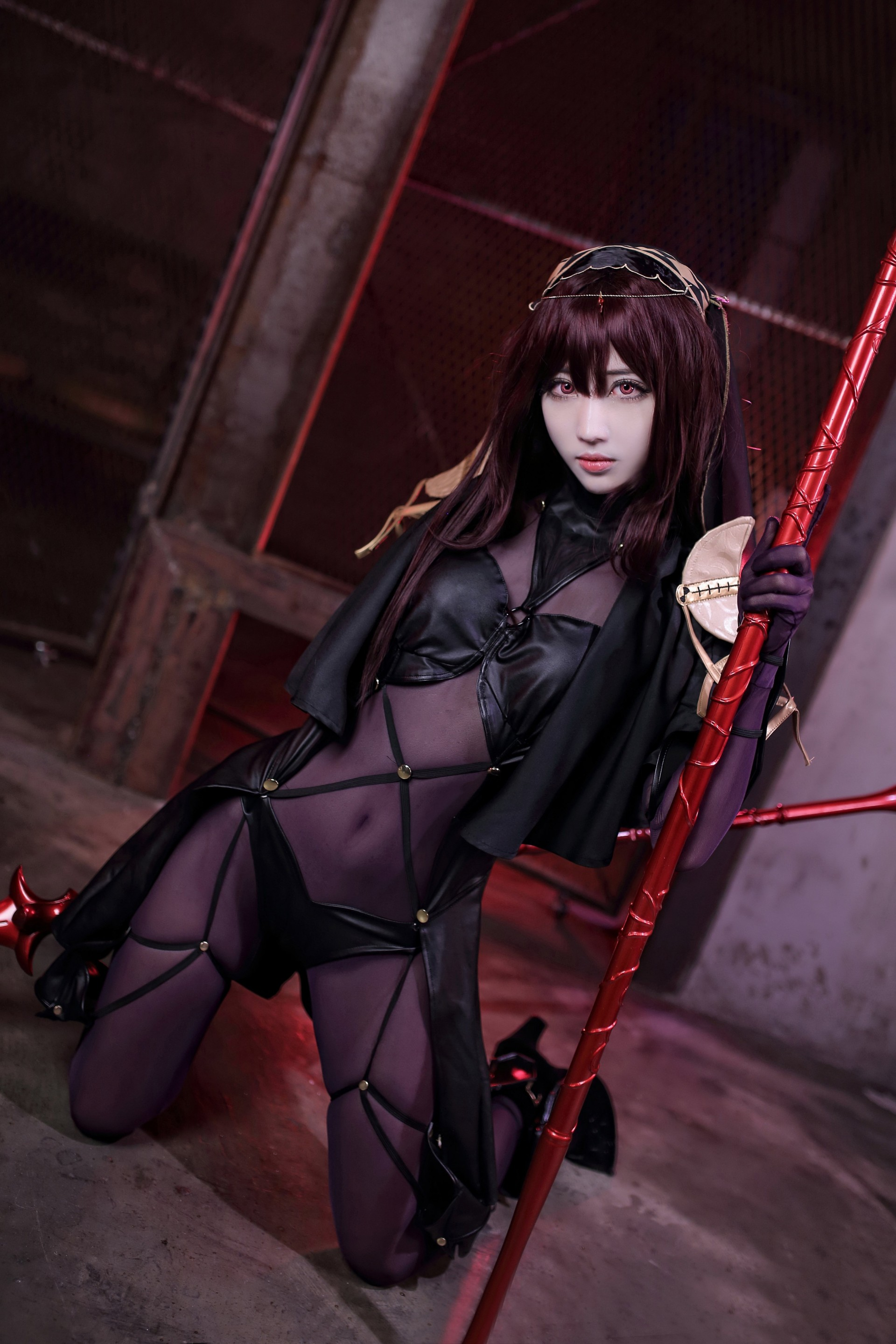Fate Grand Order Scáthach Cosplay - LIV - Inven Global