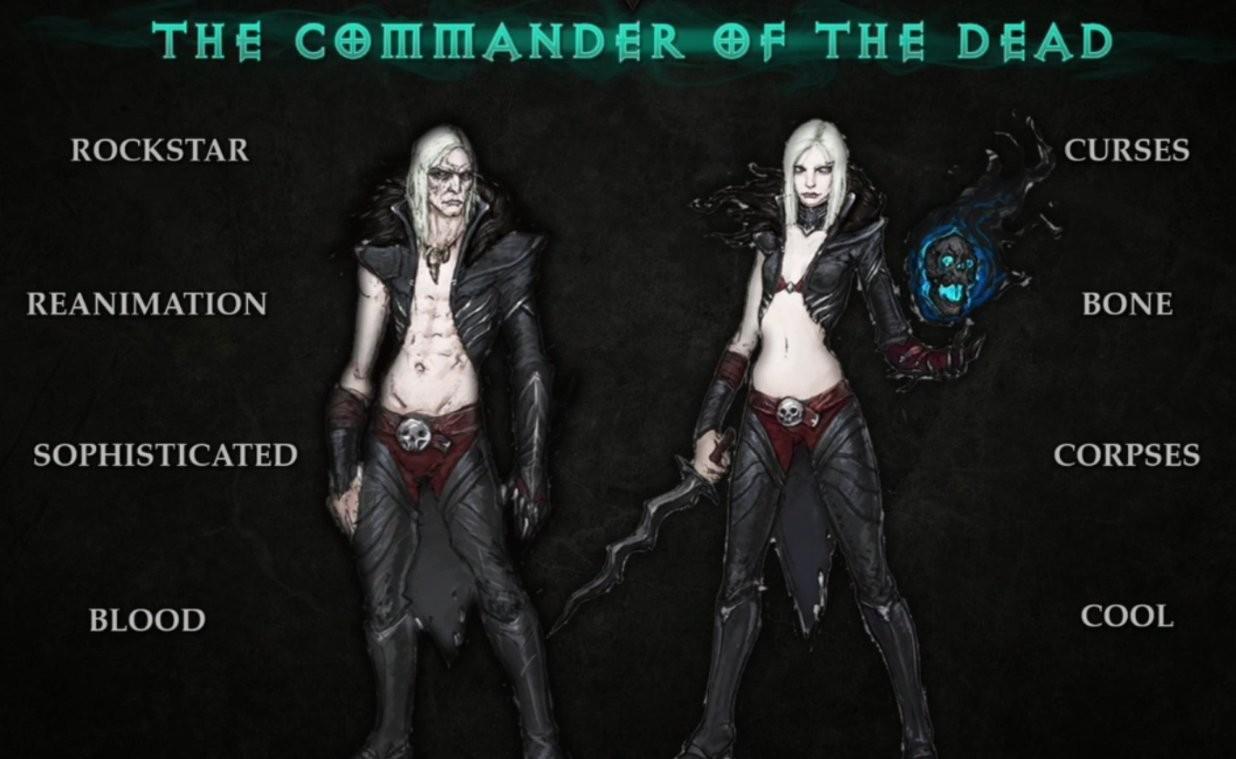 Diablo 3: Diablo III Necromancer Cosplay - Isoria - Inven Global