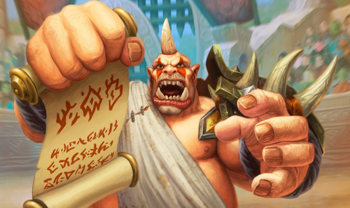 Hearthstone patch addresses Arena balance, announces more Rumble Run