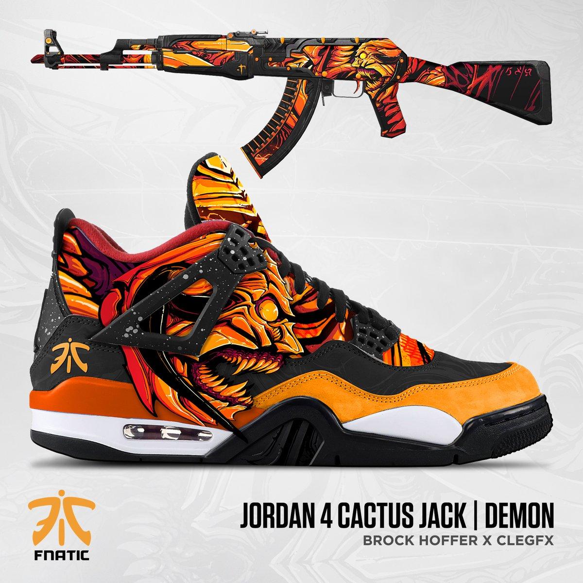 Fnatic is hosting a custom sneaker