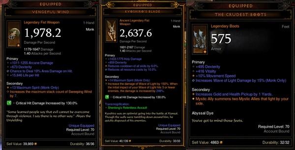 Diablo 3: [Diablo III] Sunwuko vs Inna: Rank 1 Asia Monk Explains