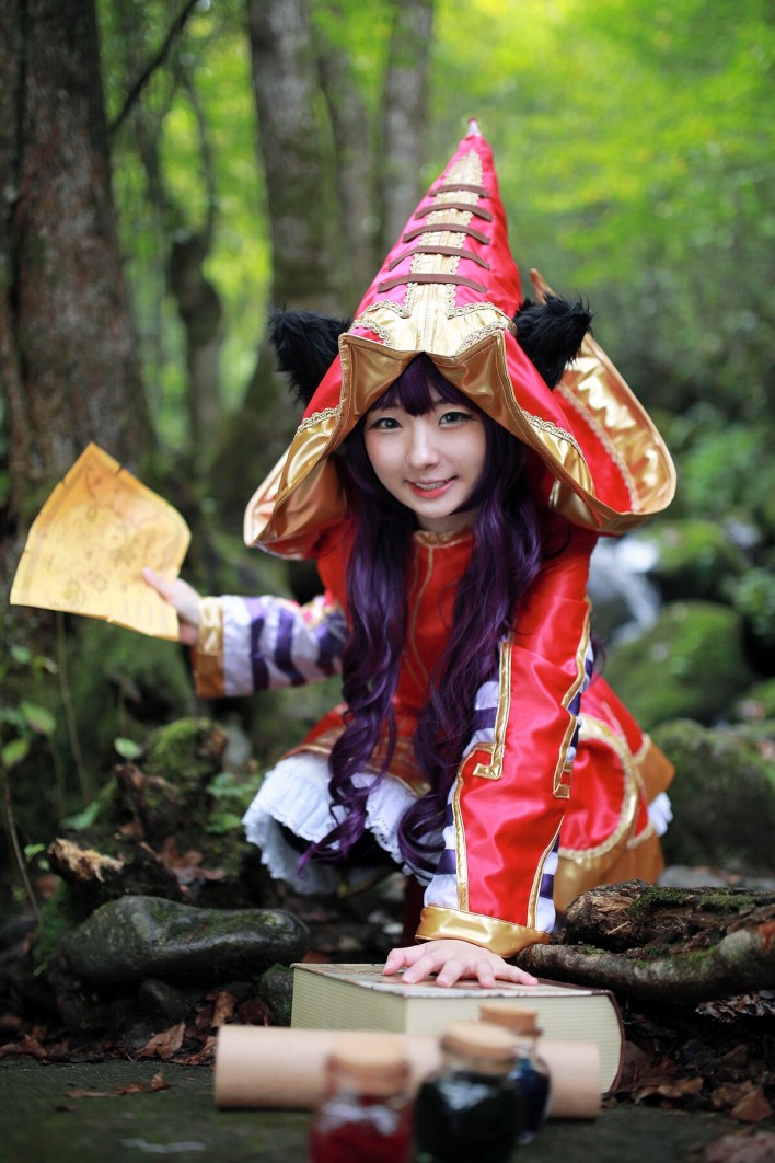 League of Legends Lulu - RZ Cos Niya - Inven Global